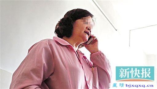 ■惠东县铁涌卫生院当事医生(暗访视频截图)。